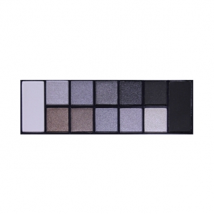 Color Palette Eyeshadow Pearl & Matte тон 01 (палитра 12 теней)
