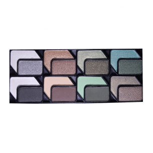 Color Palette Eyeshadow Pearl & Matte тон 02 (палитра 16 теней)