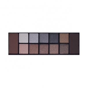 Color Palette Eyeshadow Pearl & Matte тон 02 (палитра 12 теней)