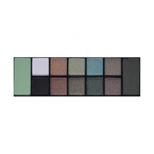 Color Palette Eyeshadow Pearl & Matte тон 03 (палитра 12 теней)