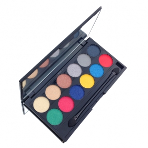 Glory Limited Edition 2012 palette от Sleek (палитра 12 теней)