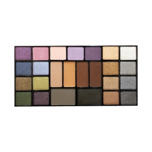 Color Palette Eyeshadow Pearl & Matte тон 02 (палитра 25 теней)