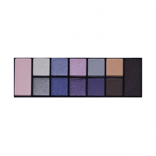 Color Palette Eyeshadow Pearl & Matte тон 04 (палитра 12 теней)