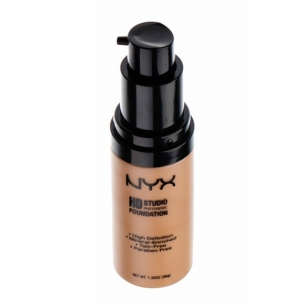Тональный крем HD Studio Photogenic Foundation от NYX (Natural)