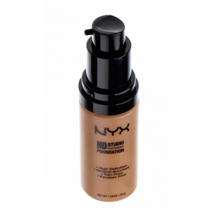 Тональный крем HD Studio Photogenic Foundation от NYX (Natural Beige)