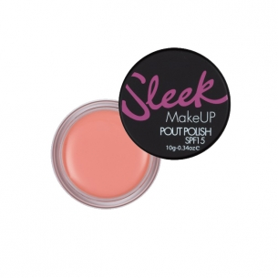 Peach Perfection Pout Polish от Sleek (блеск для губ)
