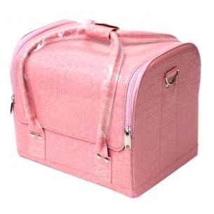 Купить чемодан и бьюти кейс недорого