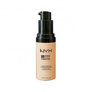 Тональный крем HD Studio Photogenic Foundation от NYX (Soft Beige)