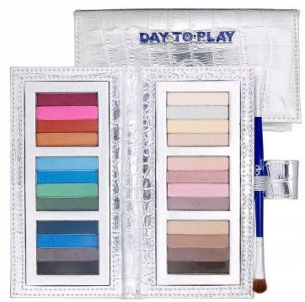 Day to Play palette от POP Beauty (палитра 24 теней)